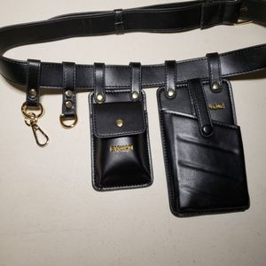 Handbags - Fanny pack waist bag belts with Keychain